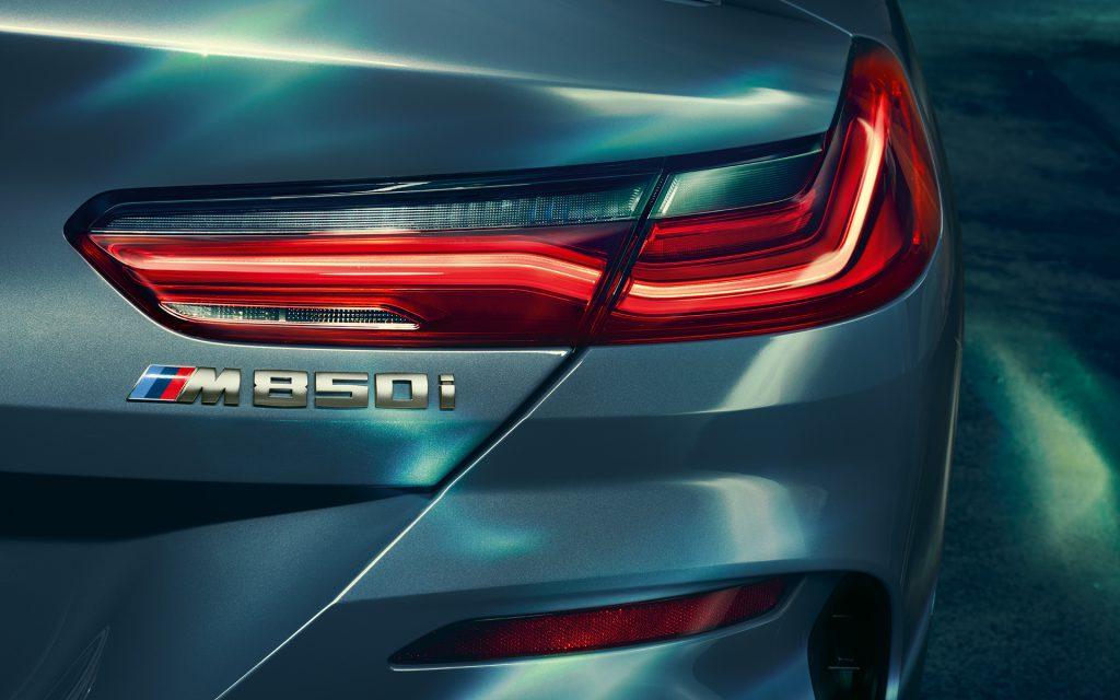 fot. BMW M850i