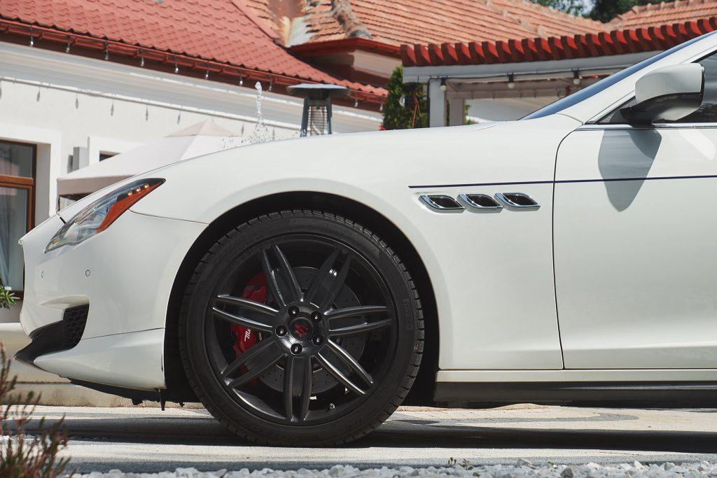 Maserati Quattroporte VI GTS