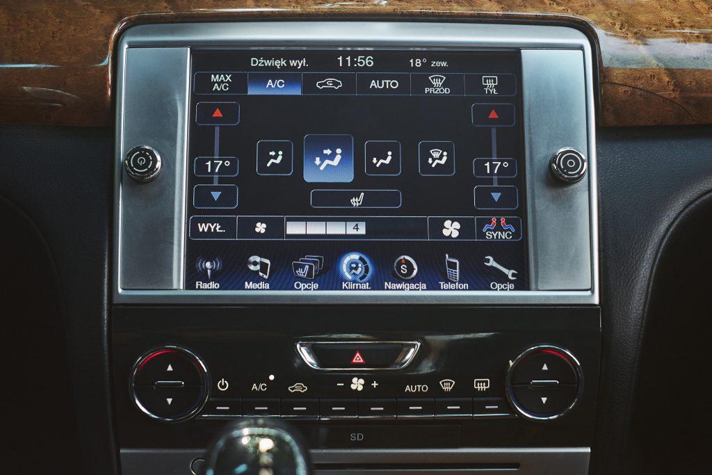 Maserati Quattroporte VI GTS interior