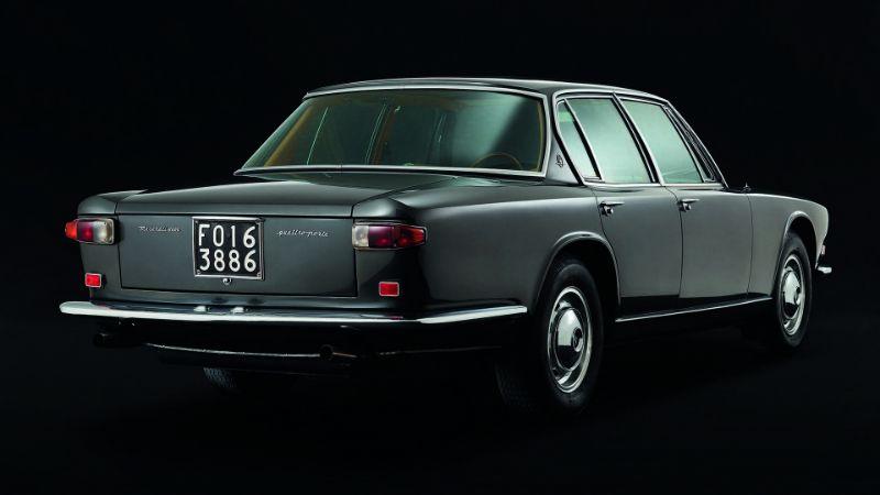 Maserati Quattroporte I 1963