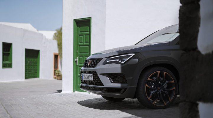 Seat Cupra Ateca Limited Edition