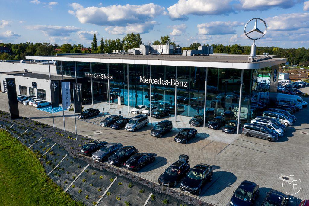 Inter-Car Silesia Mercedes-Benz