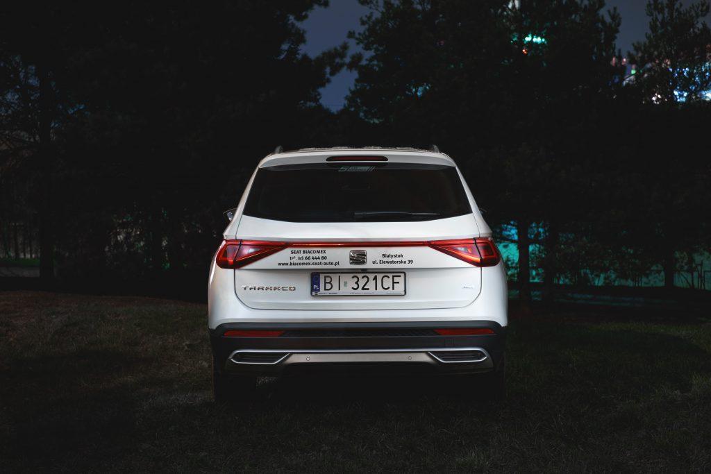 Seat Tarraco Xcellence 2.0 EcoTsi 190 KM DSG 4Drive