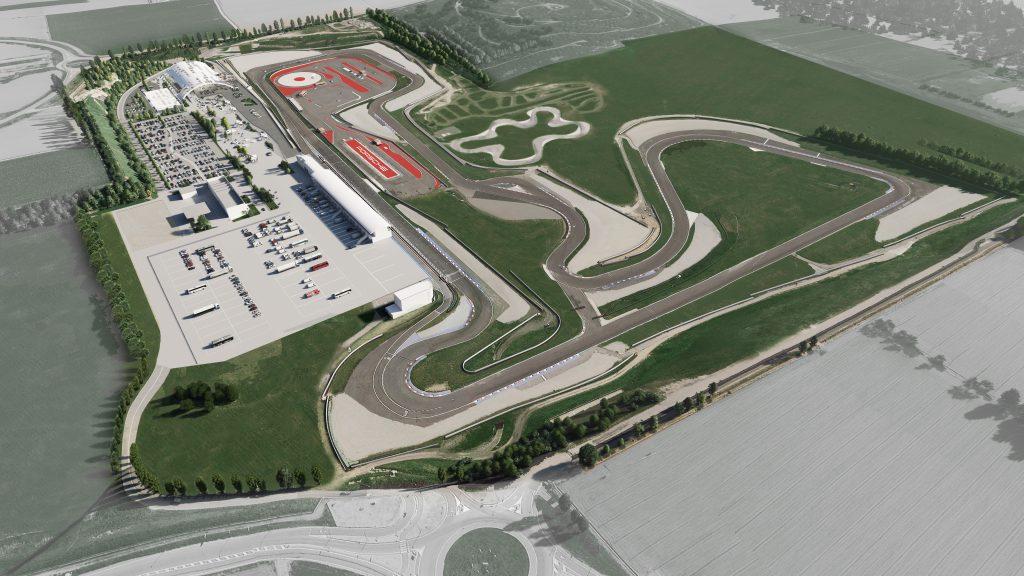 fot. Porsche - Experience Center Autodromo di Franciacorta