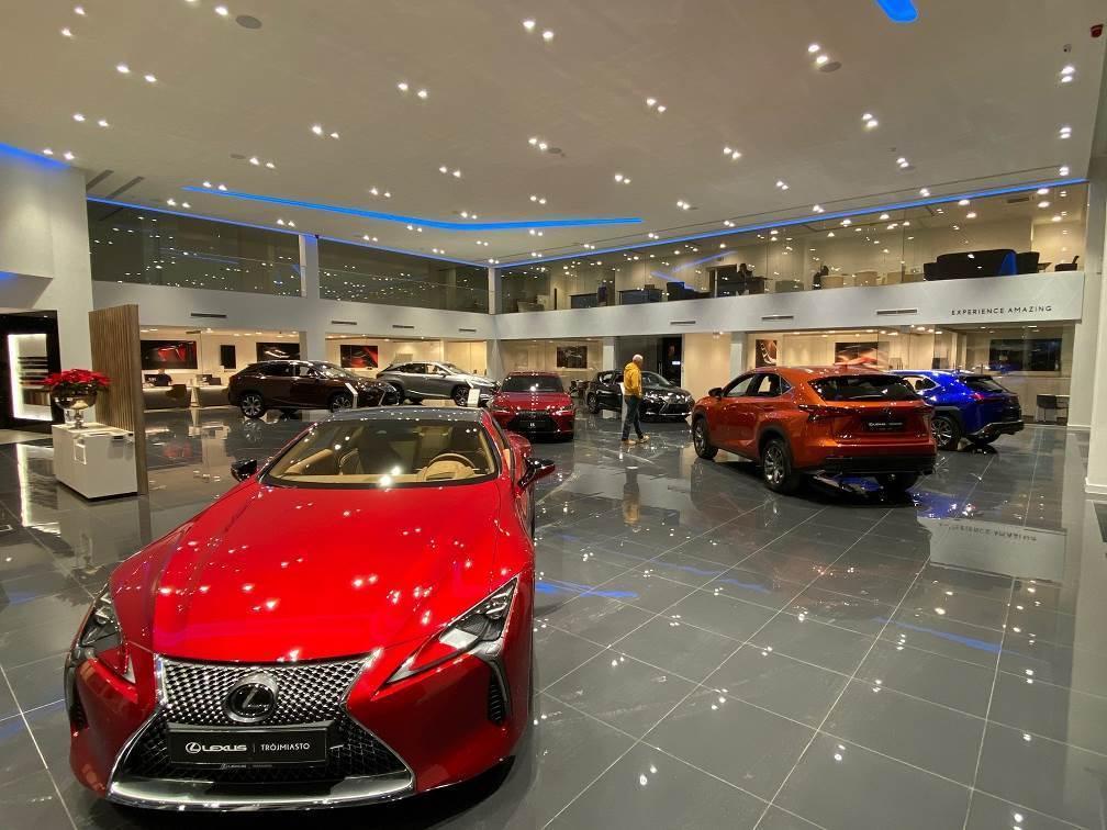 Salon Lexus Gdańsk