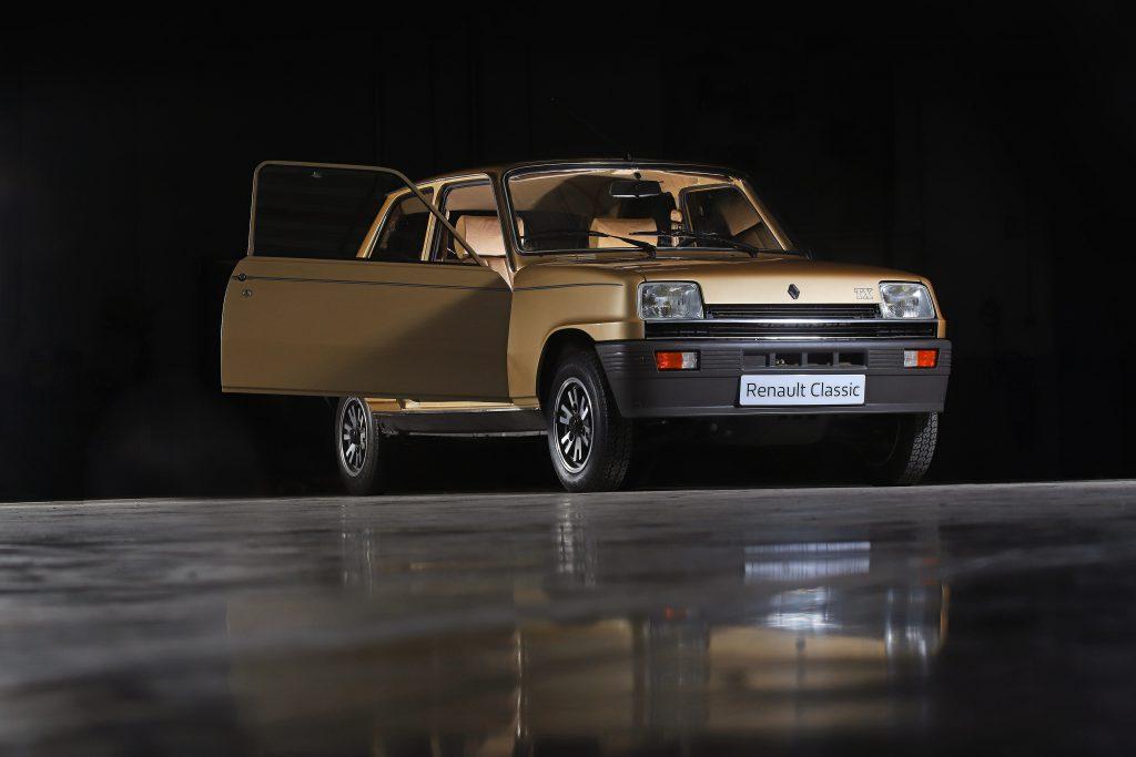 Renault 5 TX (1984)