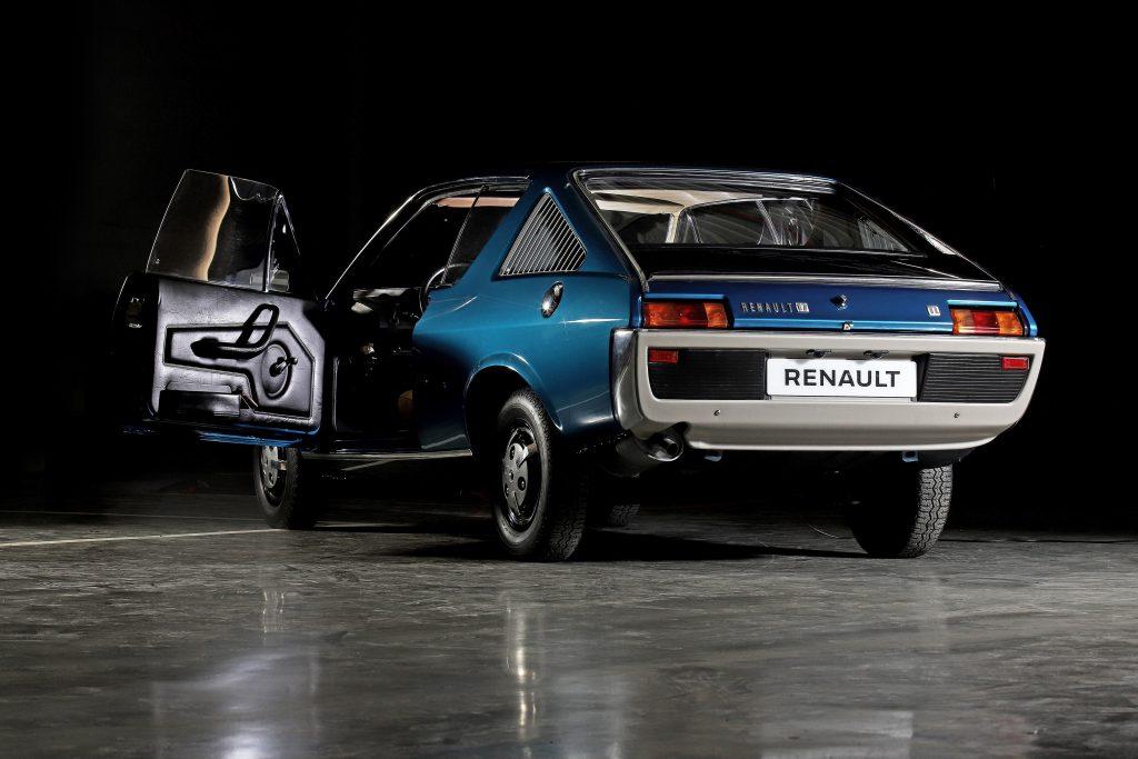 Renault 17 TL (1972)