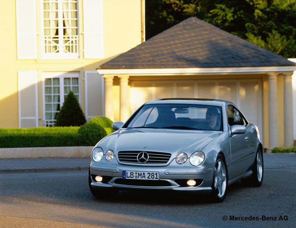 fot. Mercedes-Benz CL-Klasse (C 215)