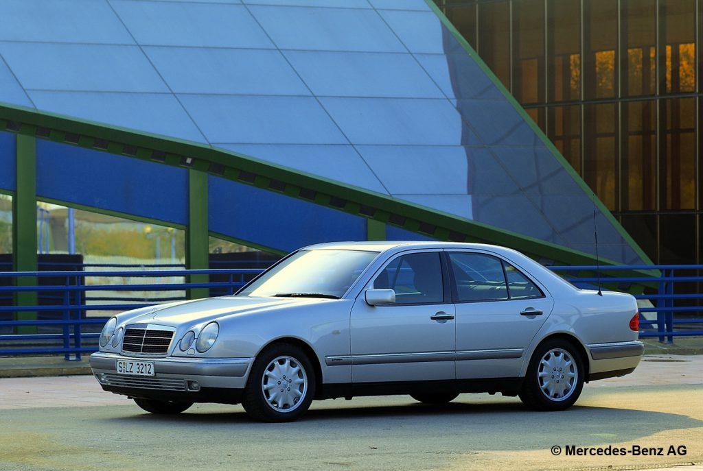 fot. Mercedes-Benz E-Class, W 210