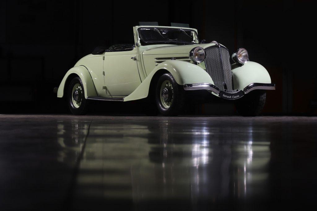 Renault Vivasport Cabriolet (1935)