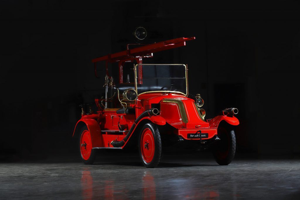 Wóz strażacki Renault Typ LO (1929)