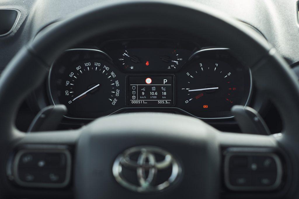 Toyota Proace City Verso Interior