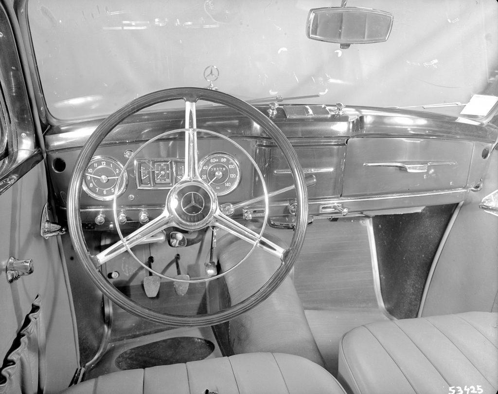 Mercedes Benz Typ 170  rok 1952  fot. archiwum Mercedes-Benz