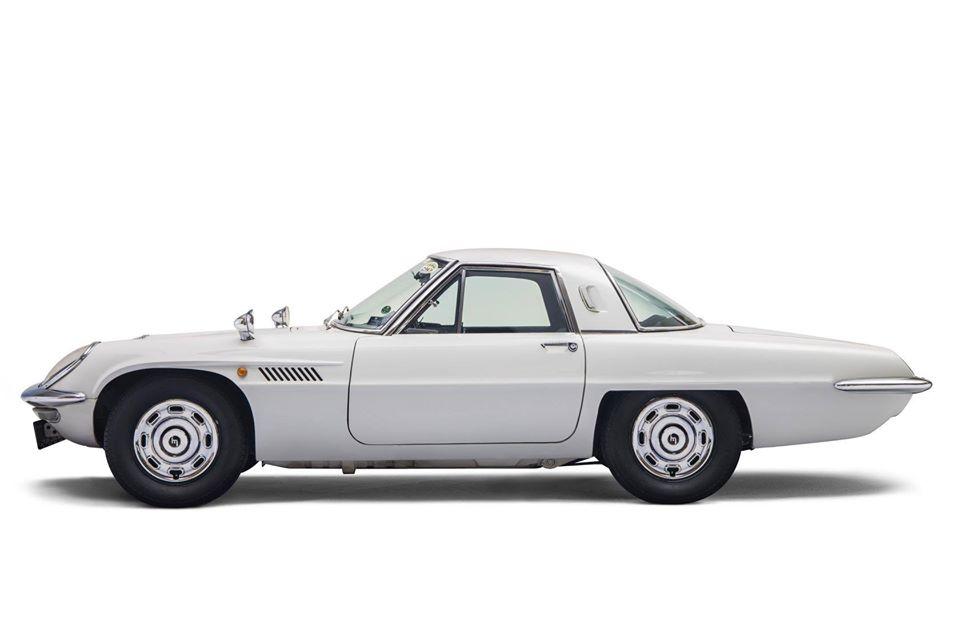 fot. Mazda - Cosmo 110 S