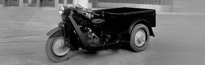 fot. Mazda-Go 1931 rok