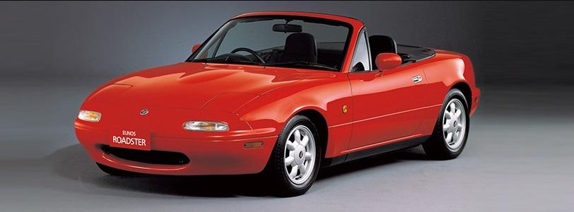 fot. Mazda MX-5 I generacji