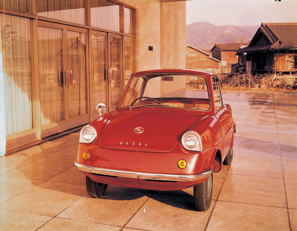 fot. Mazda - R360 Coupé