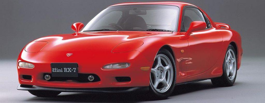fot. Mazda Rx-7 I generacja