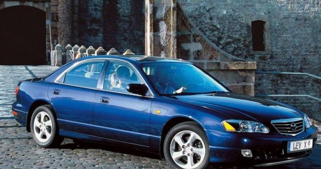 fot. Mazda Xedos 9