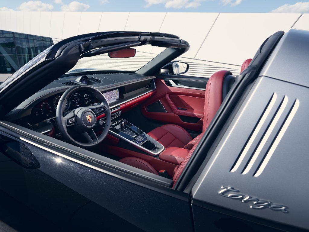 fot. Porsche 911 Targa 4S