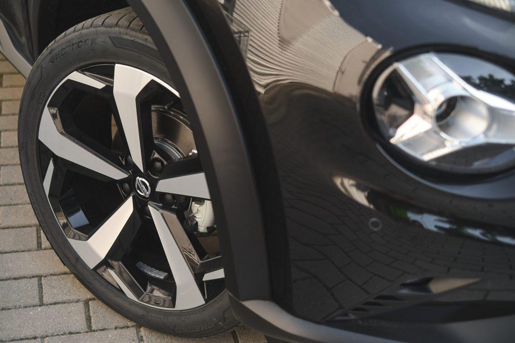 Nissan Juke - Felgi