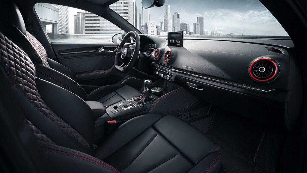 fot. Audi RS 3 Sportback