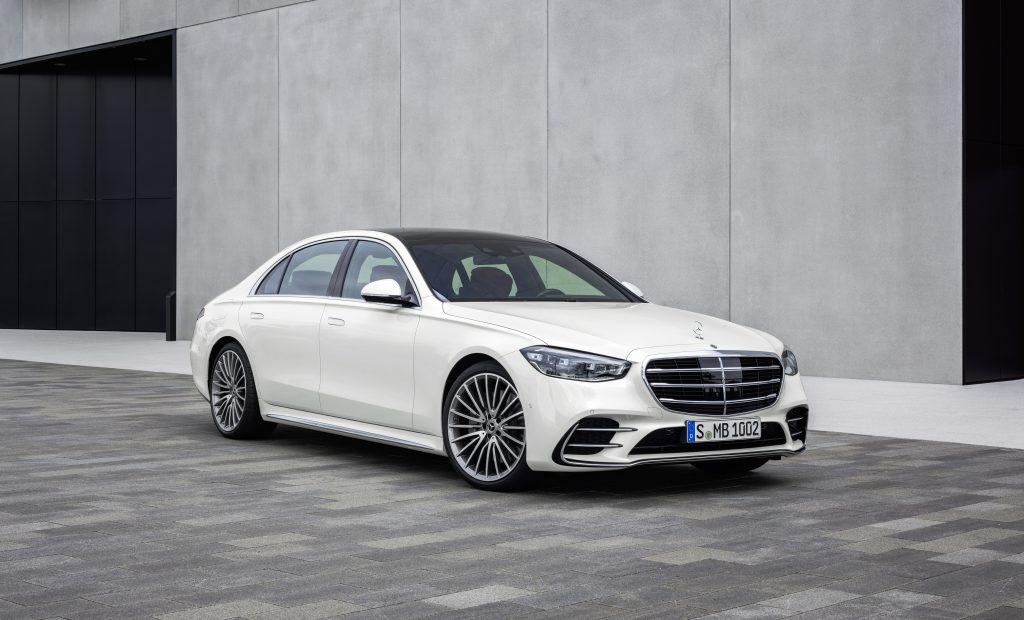 fot. Mercedes-Benz S-Klasa 2020