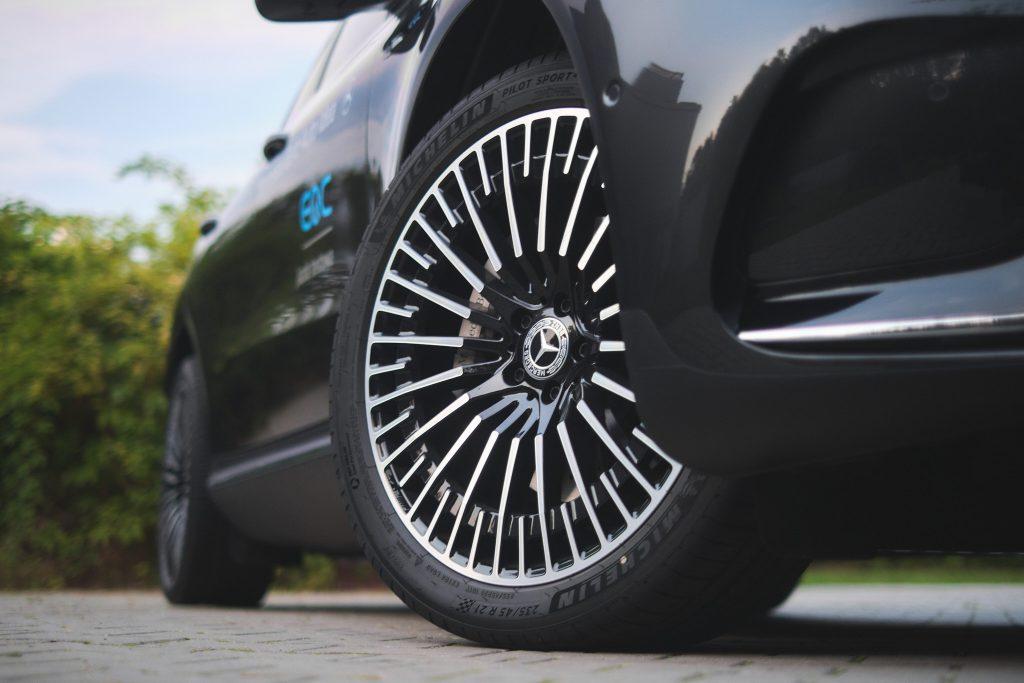 felgi Mercedes-Benz EQC