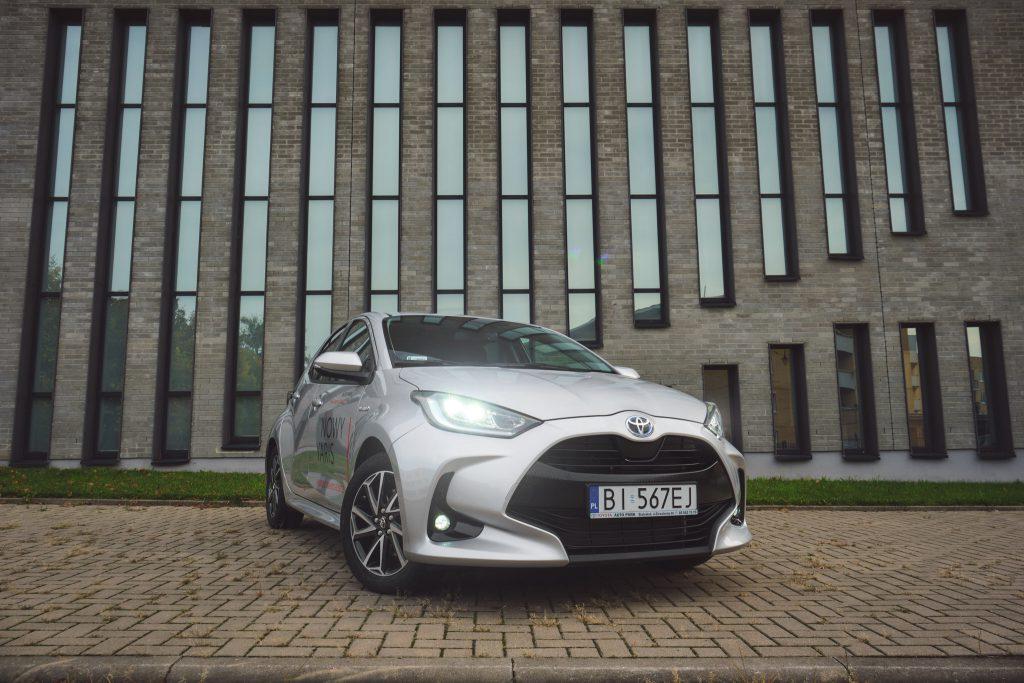 Toyota Yaris IV