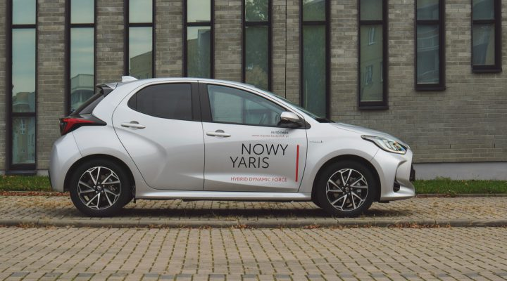Toyota Haris IV