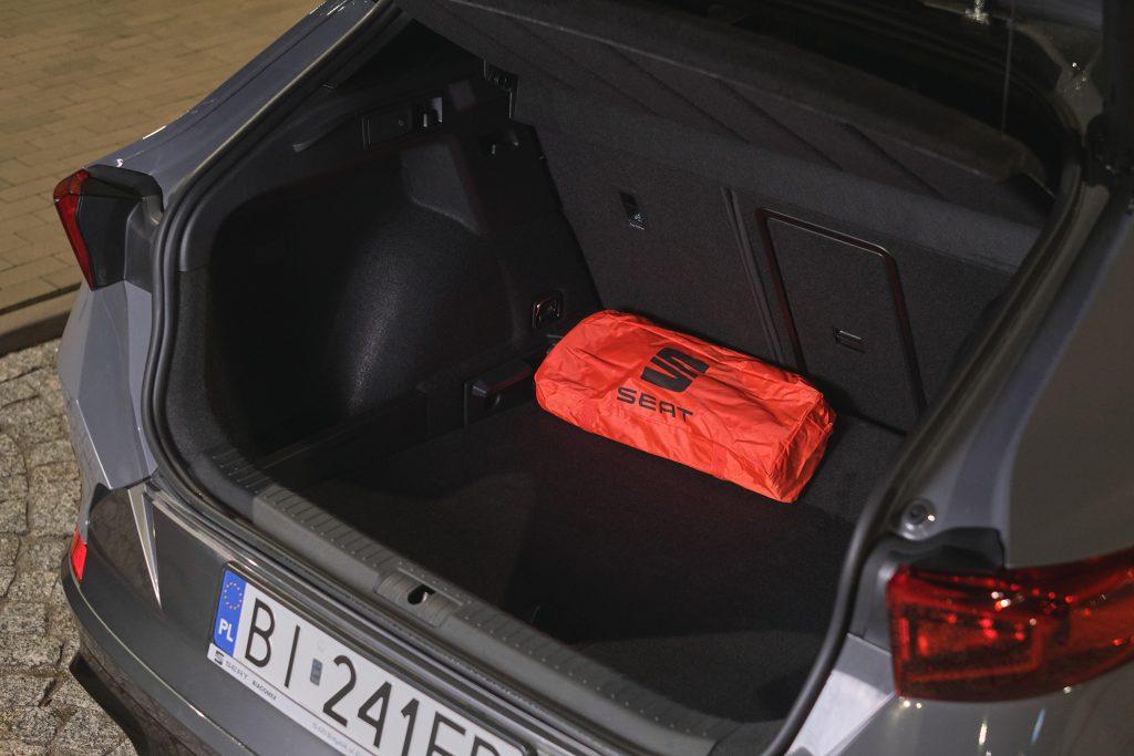 Cupra Formentor VZ - bagażnik