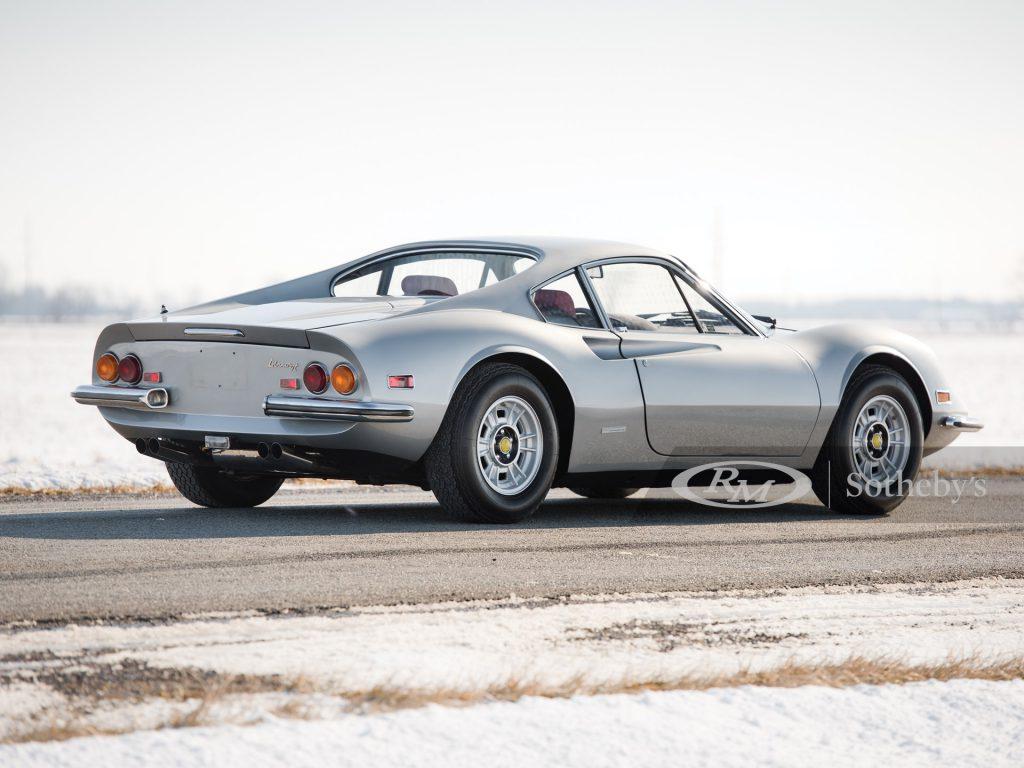 "fot. RM Sotheby's - Dino 246 GT ""E-Series"""