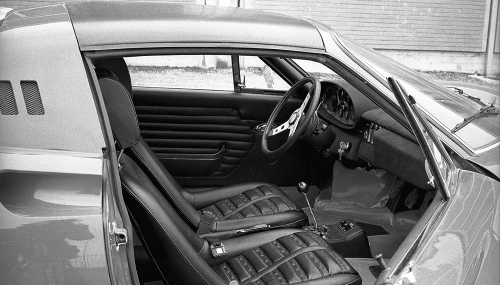 fot. archiwum Ferrari - Dino 246 GT