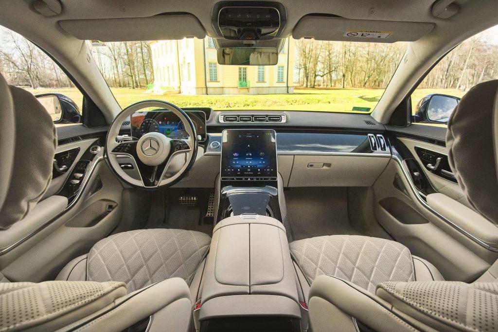 Mercedes-Benz S 400d