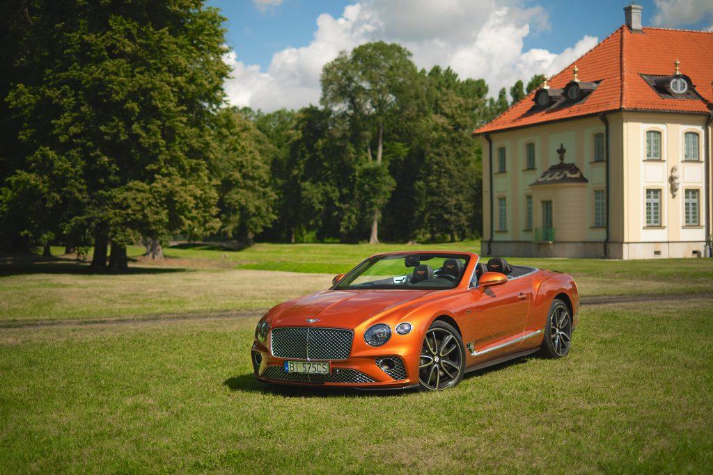 Bentley Continental GT Convertible W12